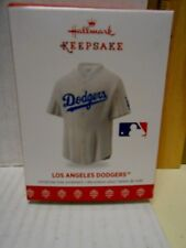 Hallmark Ornament - La Dodgers Jersey New in Box Los Angeles