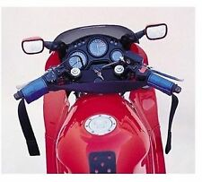 """Motorcycle Handlebar Harness Tiedown Towing Straps XL Up to 36/"""" Wide NEW"""