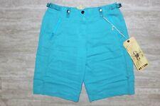 NEW Da-Nang Women's Pockets Bluebird Bermuda Shorts STT5077 SMALL/ S
