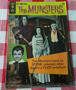 Munsters Gold Key Comic Book No.9 October 1966 VG