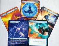 11 CARDS Magic TRADING CARDS Vampiric tutor Demonic