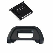 New Camera Eyecup Eyepiece Viewfinder DK-23 for Nikon D7100 D300S D300  +BS 1