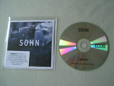 SOHN Lessons promo CD single