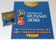 Panini WC WM RUSSIA 2018 18 INT. VERSION 670 – LEERALBUM EMPTY ALBUM Vers. 2