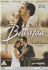 bewafaa - Akshay Kumar - ANIL KAPOOR - karena - Nuevo Bollywood DVD - FRE