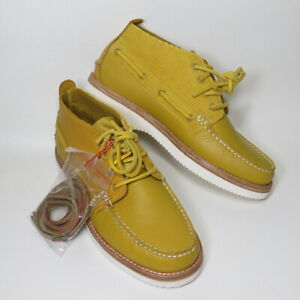 Sperry Top Sider Cloud Authentic Original Chukka Maple STS21618 Mens Size 8 NEW