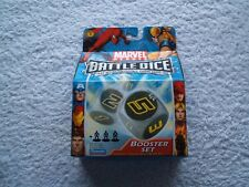 Marvel Heroes Battle Dice Collectible Figure Game Booster set