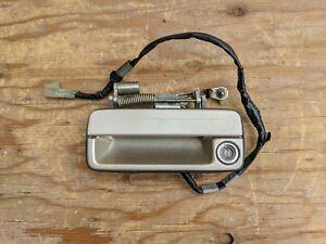 🔥1986-1990 ACURA LEGEND SEDAN DRIVER EXTERIOR DOOR HANDLE GOLD METALLIC DH77