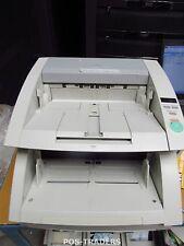 Canon DR-9080C USB Color Duplex Document Scanner DOES NOT CLOSE / BENT CASE