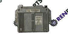Renault Clio II PH1 98-01 1.6 8v Engine ECU Unit Sagem 7700115597 7700115160