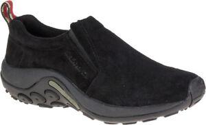 Merrell Men's Jungle Moc Slip-On Shoe,Midnight Suede # 60825