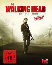 The Walking Dead komplette Staffel 5 Uncut BLURAY