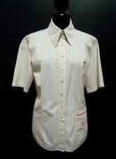 ROCCOBAROCCO Camisa De Mujer Algodón Algodon mujer camisa M Sz. - 44