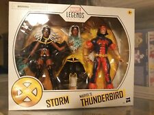 Marvel Legends Storm and Thunderbird 2 pack - New Sealed
