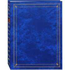 Pioneer APS-247 3-Ring Photo Album Royal Blue (Same Shipping Any Qty)