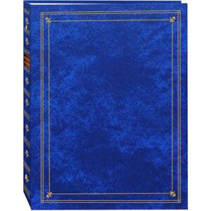 Pioneer APS-247 3-Ring Photo Album Royal Blue (Same Shipping Any Qty)