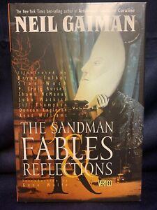 Vertigo The Sandman Vol 6 Fables and Reflections Hardcover