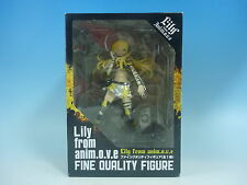 FuRyu Vocaloid Lily from anim.o.v.e fine quality PVC figure EMS from JAPAN F/S
