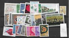 1972 MNH Turkey year collection postfris**