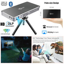 New 4000 Lumens DLP Android 4.4 Wifi Home Theater Projector HD 1080P Cinema HDMI