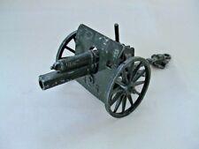 Crescent Toys 1245. Military 18 Pounder Field Artillery Gun.