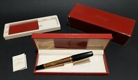 Fountain Pen Dupont Stylos Saint-Germain Gold - Penna stilografica con scatola