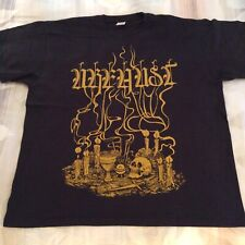 URFAUST Shirt XL, Azarath, The Chasm, Urgehal, Windir, Inquisition, Belphegor