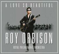A Love So Beautiful Roy Orbison Album NEW CD Philharmonic Orchestra GIFT IDEA