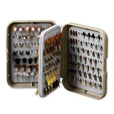 Orvis PosiGrip Flip Page Fly Box- Medium