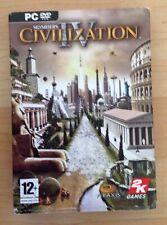 Sid Meier's Pc Dvd Civilisation IV 12+