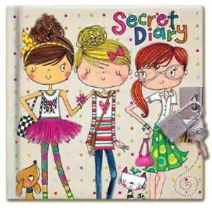 Rachel Ellen Freunde Geheimnis Tagebuch - Lovely Mädchen Geschenkidee -