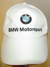 BMW M POWER HAT /CAP BLACK ADJUSTABLE RACE STRIPE LOGO BMW MOTORSPORT EXCELLENTC