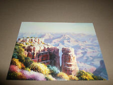 """Southwest Images """"Moran Point"""" Blank Leanin' Tree Greeting Card & Envelope, NEW!"""
