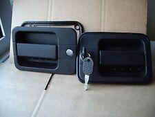 Iveco Truck Eurocargo 75E 180E etc Pair Door Handles + Keys to Restyle 2003