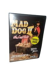 Mad Dog II The Lost Gold (DVD, 2002)