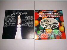 Vinyl LP 2 Christmas Records