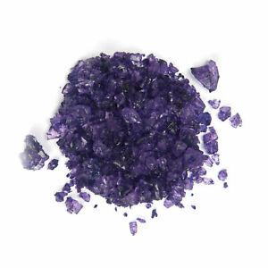 100g Purple Grape Rock Candy Crystal Geodes | The Sugar Crystal Company