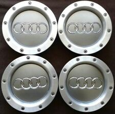 4pcs/lot 146mm Rim cover wheel center hub caps for Audi TT Quattro Wheel Center
