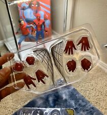 Hot Toys Homecoming Hands Set And Web Wings