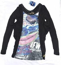 T-shirt Desigual Tom/a Blue Taille XS