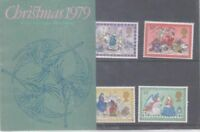 GB 1979 Christmas Presentation Pack VGC. Stamps. Free postage!