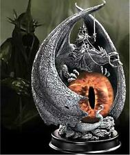 LORD OF THE RINGS INCENSE BURNER Featuring SAURON EYE & NAZGUL ~ TOLKIEN ~ NIB!