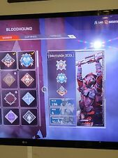 Apex Legends Account Ps4 Level 500 super stacked account