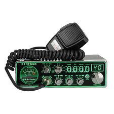 Stryker Sr497Hpc Am/Fm 10M Radio W/7 Color Led Backlit Face Plate