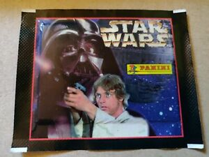 Pochette Panini Star Wars 1996 neuf lucasfilm vintage stickers jamais ouvert