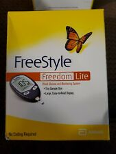 FreeStyle Freedom Lite Blood Glucose Monitoring System Results in Just 5 secs