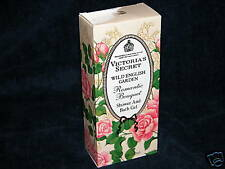 Victoria's Secret Wild English Garden Romantic Bouquet Shower Bath Gel