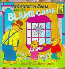 THE BERENSTAIN BEARS ** And The Blame Game.. by Jan & Stan Berenstain NEW!