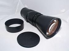 Exakta 66 Meyer Prakticar 500mm f/5.6 telephoto Pentacon-Six, Canon, Nikon, Sony
