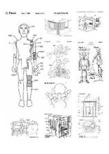 Hand puppet, puppet theater, 230 Patents, 1600 Pages